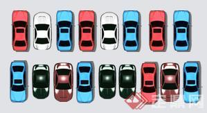 一些汽车平面图PS素材资料