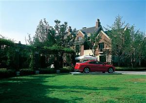 五套英式风格居住建筑设计方案