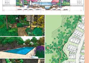 《住宅景观红宝书》全套PDF文本资料