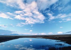 一张天空背景素材(jpg格式)