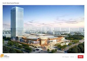 常州某万象城商业综合建筑规划设计方案