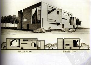 《快速建筑设计80例》建筑理论知识