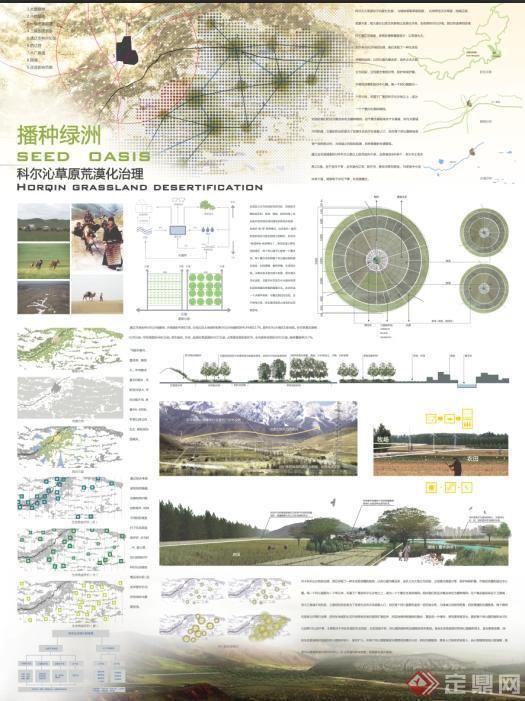 全国大学生景观设计竞赛参赛作品集