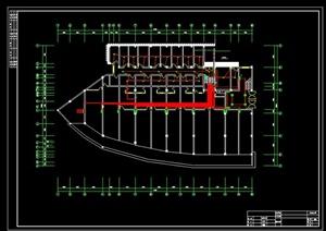 某商住楼电气设计方案图