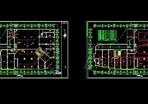 某小区建筑设计电气施工图