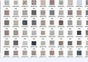 多张大理石材质贴图素材