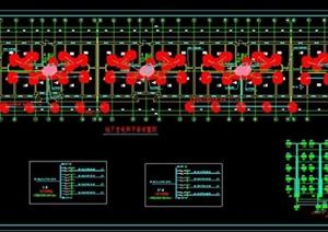 某住宅建筑设计电气照明图