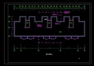 某住宅建筑楼电气施工图