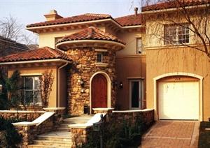东莞某别墅住宅区规划设计全套方案